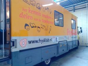 Mobile Fablab Leeuwarden